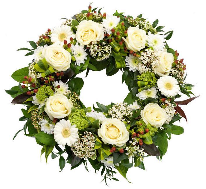 Kan man skicka blommor till begravnings ceremoni